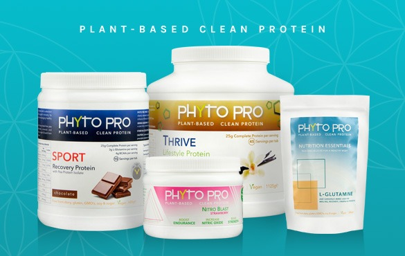 Phyto Pro Plant-Based Clean Protein