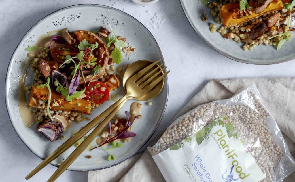 Phyto Pro Maca Caramel Butternut and Sorghum Pilaf