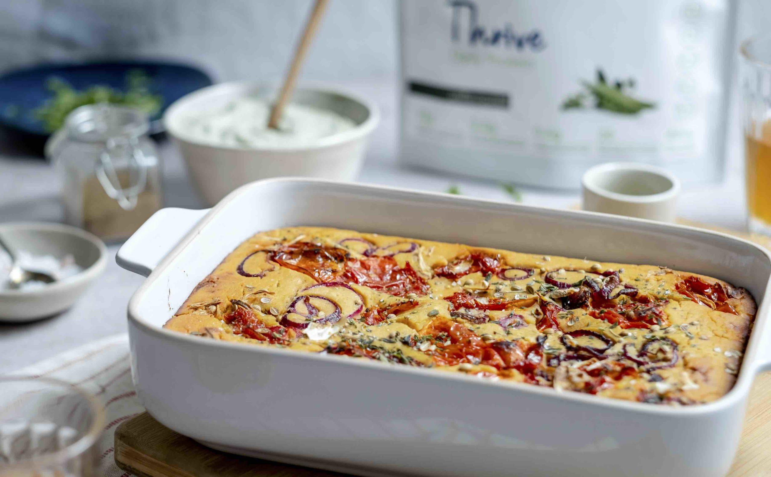 Phyto Pro Sundried Tomato Chickpea Protein Flatbread