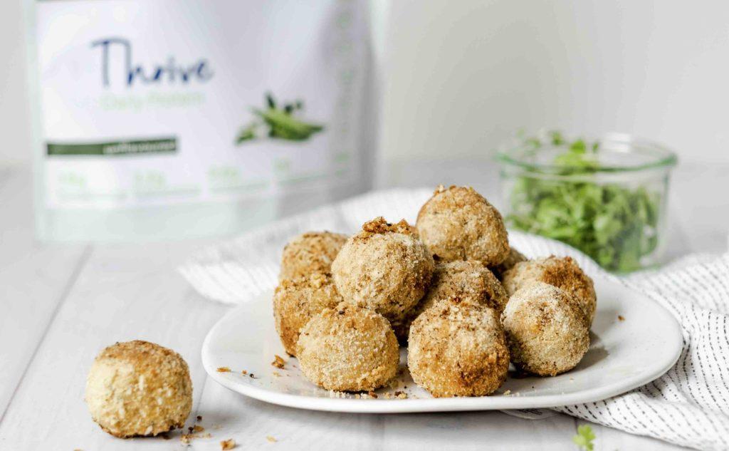 Phyto Pro Sweet Potato Protein Truffles