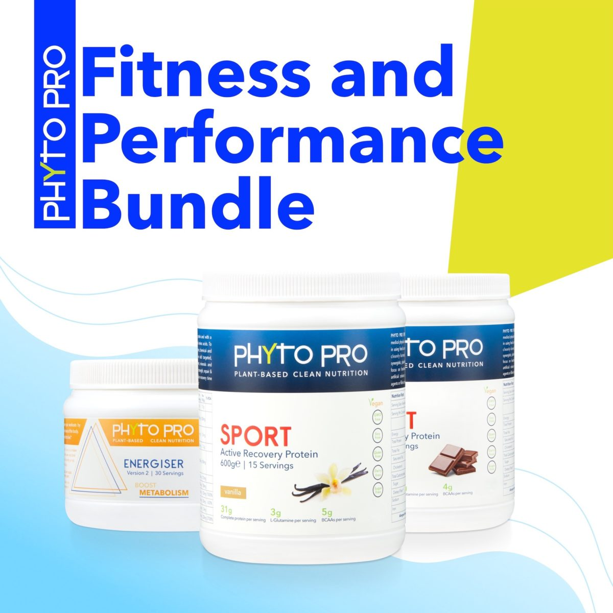 Fitness and Performance Product Bundle 500KB